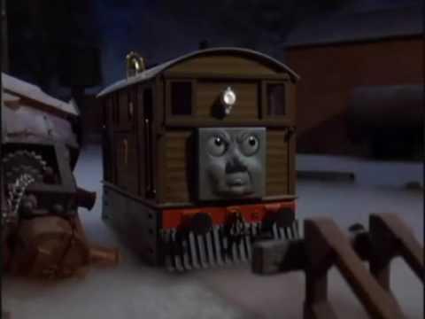 Thomas and the Magic Railroad: Night Scene