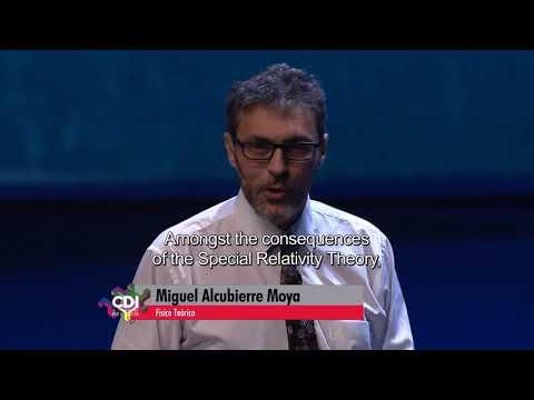 Ganndole a la velocidad de la luz | Miguel Alcubierre | CDI 2016 Play the Game