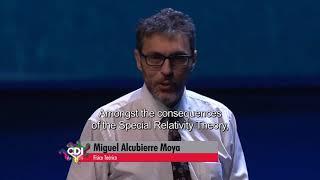 Ganándole a la velocidad de la luz   Miguel Alcubierre   CDI 2016 Play the Game