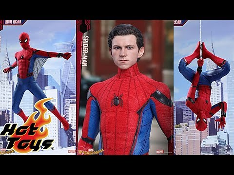 Hot Toys Reveals/Thoughts: Spider-Man Homecoming Spidey Figure