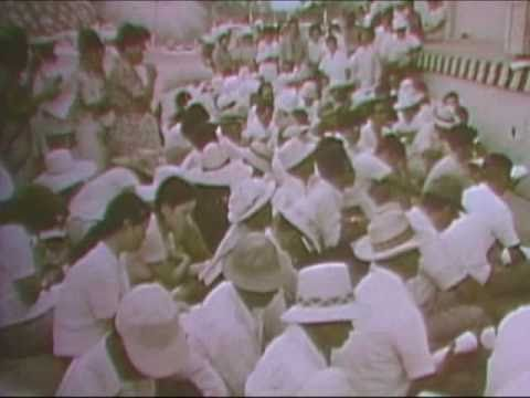 Worker and Community Protest Chemical Warfare Agent Movement 1971 Okinawa, Japan