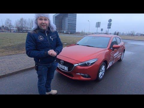 Mazda 3 2017, модница