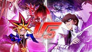 YuGiOh REAL LIFE DUEL | YUGI vs KAIBA!!