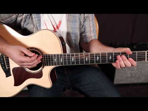 Easy Beginner Acoustic Song w 2 Chords  The Cure  Pictures of You  How To Play