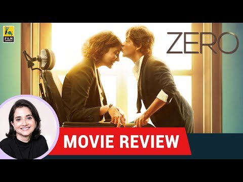 Anupama Chopra's Movie Review of Zero | Aanand L Rai | Shah Rukh Khan | Anushka Sharma