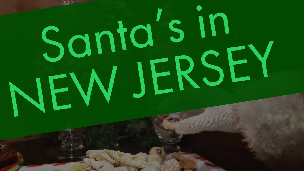 Santa Tracker 2017: New Jersey (9:18 p.m.) - YouTube