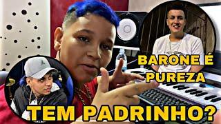 DJ GM APADRINHOU O DJ MANDRAKINHO/ DJ TOTU SE IMPRESSIONOU COM ELE