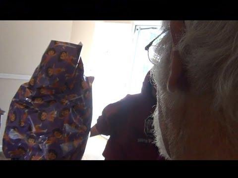 Angry Grandpa's Birthday Surprise! (PRANK!)