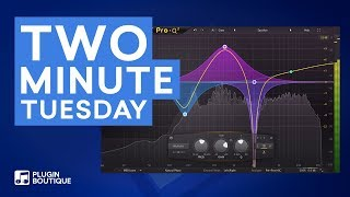 TMT | EQ Matching Feature in Fabfilter's Pro-Q 2 Tutorial