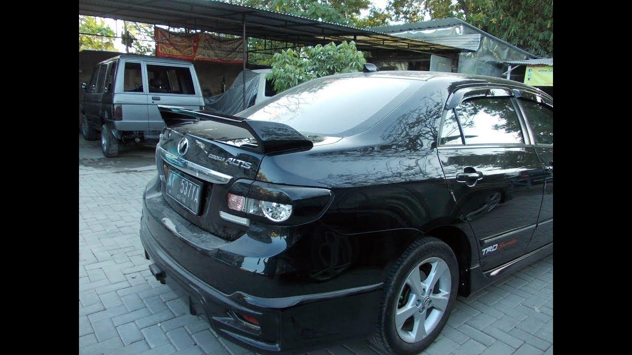 7700 Koleksi Modifikasi Mobil Corolla Altis Terbaru