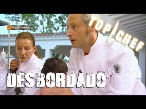 Top chef problemas en el equipo de jes s almagro youtube for Equipo para chef