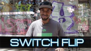 Como mandar Switch Flip - Sergio Nery - The Skate