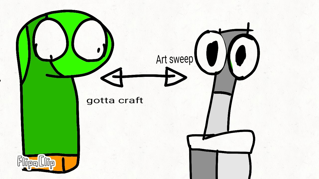 Arts Sweep And Gotta Craft Gotta Sweep X Arts And Crafters Youtube