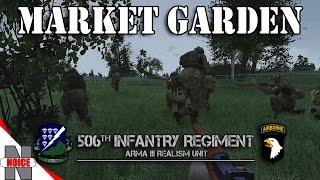 Operation Market Garden: ARMA 3 60 Player Mission