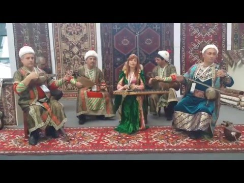 Baku, Azerbaijan - traditional music at the UNAOC