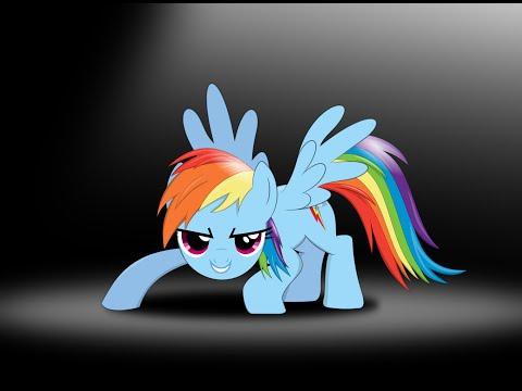 So What Rainbow Dash Version PMV
