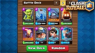 HOW TO FIND A DECK THAT WORKS for YOU in Clash Royale!