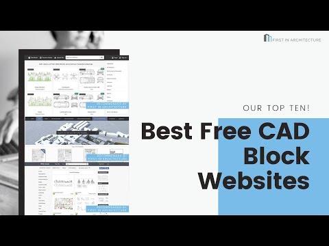 Best CAD Block Websites Video