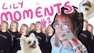 LILY MOMENTS #1  (◕ᴗ◕✿) ft. offlinetv & friends