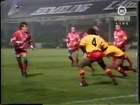 Wales v Papua New Guinea 1991