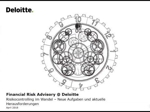 Deloitte Stay in Touch Community Webinar: Financial Risk Advisory @ Deloitte
