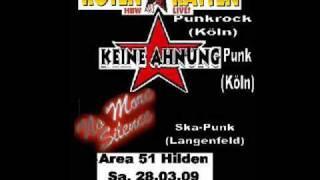 10 kleine Nazischweine - HbW - Konzert am 28.03. ^^