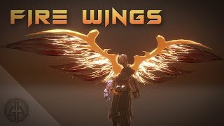 Unity Shader Graph - Fire Wings Effect Tutorial