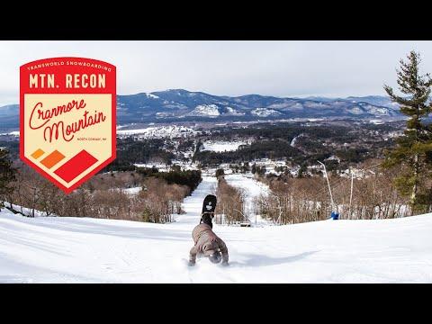 Cranmore Mountain, New Hampshire : Mountain Recon Episode 7