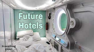 Only 1 in India | Future Urban Pod Hotel || Must Visit Tourist Places to Visit in Mumbai