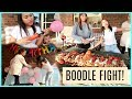 YUMMERS NA BOODLE FIGHT + BIRTHDAY PREPARATION & CELEBRATION ❤️ | rhazevlogs