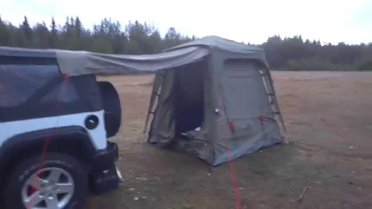 Jeep mit JET-Tent & Jeep mit JET-Tent - YouTube