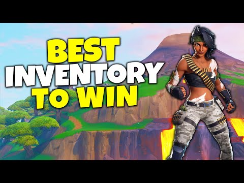 Best Loadouts For Easy WINS In Fortnite Season 8