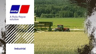 agricultural machinery you can rely on