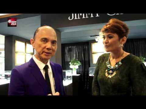 Malaysia Fashion Week 2015 | Interview With Jimmy Choo | Fashion Asia