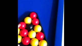 Outdoor Ascot Beech Pool Table Review