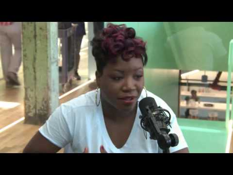 #TheVisit with Dr. Arabia Mollette & BIB Media Ep. 1