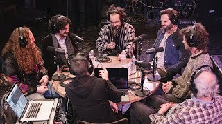 Whiskerman | Onstage with Jim & Tom | 1/14/20