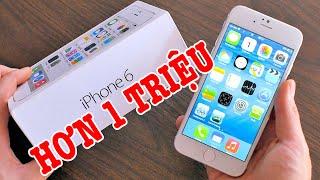Tư vấn điện thoại iPhone 6 hơn 1 TRIỆU có đáng mua không?