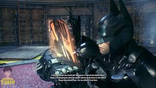 #22 Infiltrating Stagg airships [Batman Arkham Knight - HD]