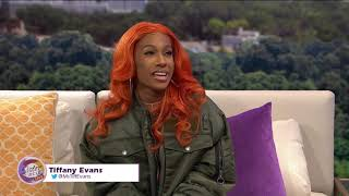 tiffany Evans interview