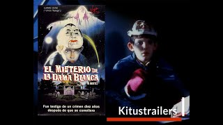 El Misterio de la Dama Blanca (Trailer en Castellano)