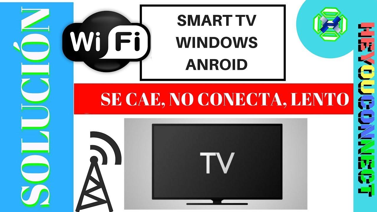 682656d2b8889 ▷ Solucion✓ Se Desconecta el Wifi Smart TV