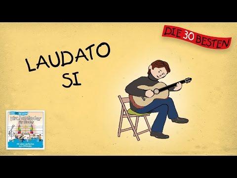 Laudato Si - Die besten Kirchenlieder für Kinder || Kinderlieder