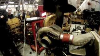 Sault College - Heavy Equipment Shop (Motive Power - Advanced Repair)