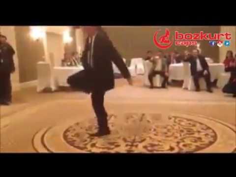 Rahmetli Savcı Mustafa Alper Zeybek Oynarken...