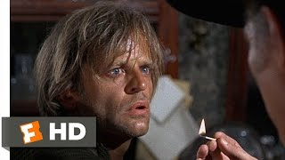 For a Few Dollars More (4/10) Movie CLIP - Mortimer Strikes a Match (1965) HD