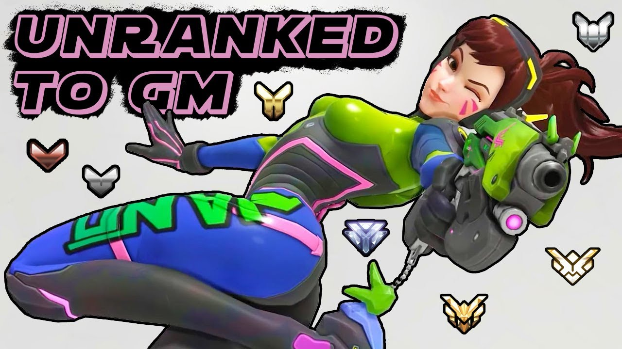 Download UNRANKED TO GM D.VA ONLY (EDUCATIONAL)