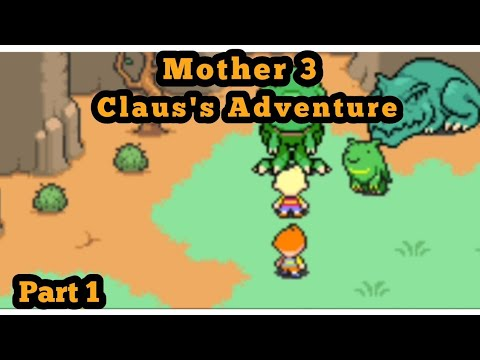 Mother 3 Claus's Adventure part 1: A Change Of Fate