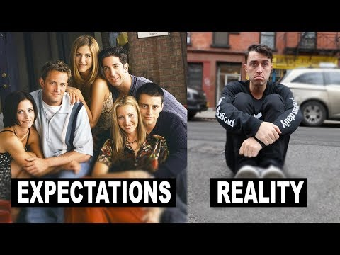 Living In NYC: Expectations VS Reality