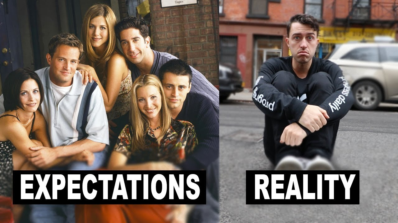 Download Living in NYC: Expectations VS Reality